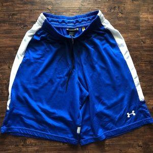 Under armor basketball shorts